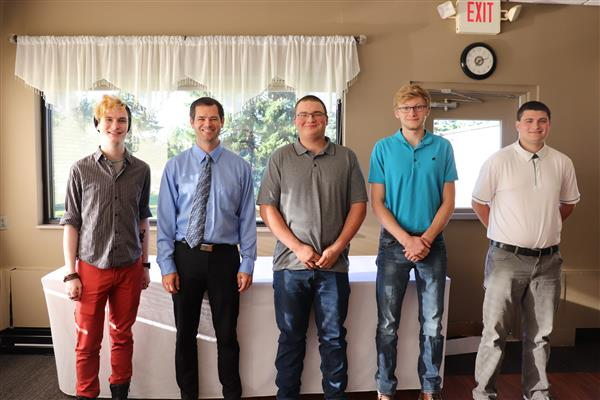Students honored for completing JAC3 Early/Middle College program