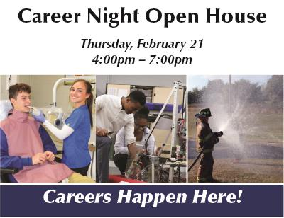 Career Night Open House