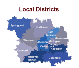 Local Districts
